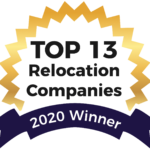 Bakers Dozen Relocation Company Award Winner 2020